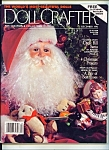 Click to view larger image of Doll Crafter - December 1993 (Image1)