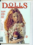 Click here to enlarge image and see more about item M3933: Dolls magazine -  May 1991