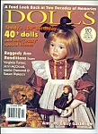 Dolls magazine -  October 2002