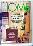 Home magazine -  September 1989