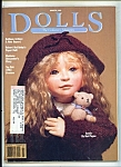 Dolls Magazine- March 1992