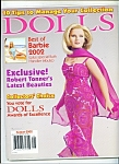 Click here to enlarge image and see more about item M3973: Dolls magazine -  August 2002