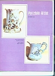 Porcelain Artist - October 1976