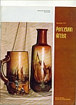Porcelain artist - september 1977