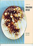 Porcelain artist - October 1977