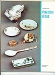Porcelain artist - November 1977