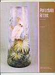 Porcelain Artist - October 1979