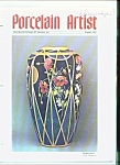Porcelain artist - August 1981