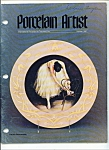 Porcelain Artist -  October 1981