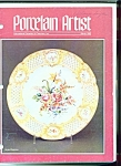 Porcelain artist - March 1982