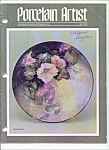 Click here to enlarge image and see more about item M4077: Porcelain artist - April 1982