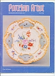 Porcelain artist - March 1984