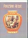 Porcelain artist -  September 1985