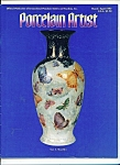 Click here to enlarge image and see more about item M4132: Porcelain Artist -  March/April  1997