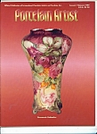 Click here to enlarge image and see more about item M4139: Porcelain Artist -  January/February 1999