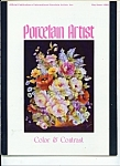 Porcelain Artist - May/June 1988