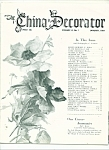 The China Decorator - January 1969
