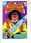 Batman and the Outsiders comic - # 11- June 1984