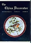 The China Decorator - November 1981