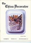 The China Decorator - November 1982