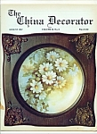 Click here to enlarge image and see more about item M6217: The China Decorator -  August 1987