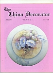 The China Decorator - April 1989