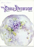Click here to enlarge image and see more about item M4232: The China Decorator -  August 1976