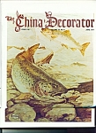 Click here to enlarge image and see more about item M4279: The China Decorator -  June 1977