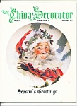 Click to view larger image of The China Decorator - December 1977 (Image1)