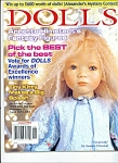 Click here to enlarge image and see more about item M4359: Dolls magazine -  August 30, 2003