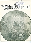 Click here to enlarge image and see more about item M4365: The China Decorator -  June 1965