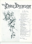 The China Decorator -  November 1968