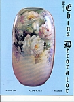 Click here to enlarge image and see more about item M4387: The China Decorator -  August 1995