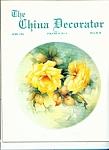 Click here to enlarge image and see more about item M4389: The China Decorator -  April 1996