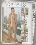 McCalls~Pattern 4390~SZ 8-10-12-14~Wardrobe