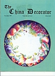 The China Decorator -November 1997