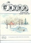 Click here to enlarge image and see more about item M4400: The China Painter WOCP - September-October 1982 -