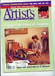 Click here to enlarge image and see more about item M4407: The Artist's magazine- Art magazine- December 1996