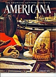 Americana (American Heritage Society) Janury 1974
