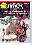 Decorative artist's  workbook - December 1988