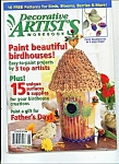 Decorative Artist's workbook -  June 2003