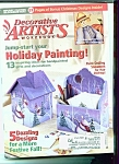 Decorative Artist's workbook -  October 2003