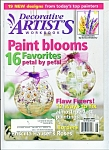 Decorative Artist's Workbook -  August 2004