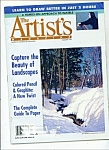 Click here to enlarge image and see more about item M4455: The Artist's magazine -  January 1997