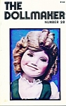 Click here to enlarge image and see more about item M4460: The Dollmaker magazine-  Jan., Feb.  1980
