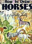 Walter Foster Art books - Horses - # 11