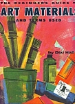 Click here to enlarge image and see more about item M4537: Walter Foster ARt Book -  ART MATERIALS  - # 95