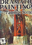 Walter Foster art book - DRAMATIC PAINTINGS  #132
