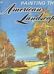 Click to view larger image of Walter Foster art book- American Landscape # 145 (Image1)