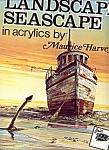 Walter Foster Art book - Landscape - Seascape  # 148